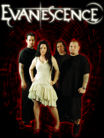 Evanescence Band Poster by pyraLyte