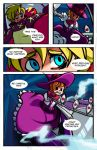 The Misadventures of Peacock and Leduc pg. 2 by sketchersocks
