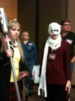 SakuraCon 2012: Soul Eater 2 by Fainting-Ostrich