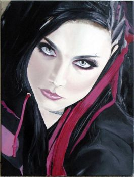 Amy Lee 2 by Spiderfall