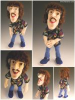 Li'l Weird Al by FeltAlive