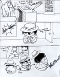 Hellmellow Page 01 by KyuuTatsu