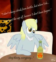 Derpy is...The Most Interesting Pony In Equestria by igotastewgoing