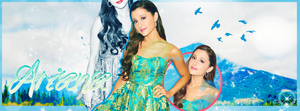 Ariana Grande Facebook Cover by tayloralwaysperfect