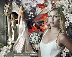 Claire Holt by Vee-Deviant