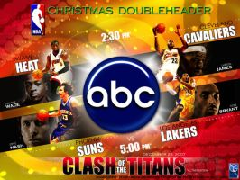 Clash of the Titans by YaDig