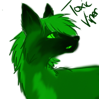 Toxic Hiss by miaowstic