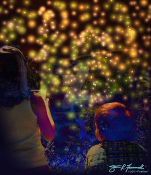 Fireflies by EatingPeaches