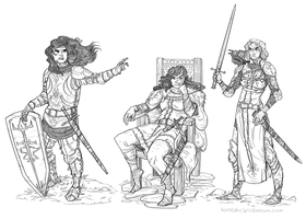 Some Ladies by Nafah