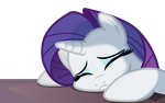 S05E14 Depressed Rarity by S-Guri