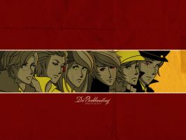 Die Buchhandlung Wallpaper by Popo-Licious
