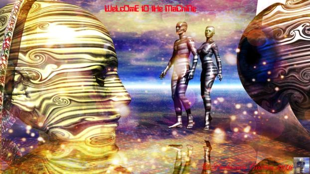 WeLcOmE tO tHe MaChiNe by cristy120377