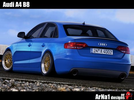 Audi A4 Project 31 by arna1