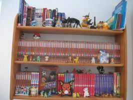 My shelf of nerdyness by weisewoelfin