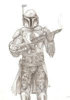 Arkai Halon Mandalorian by DragonScribble
