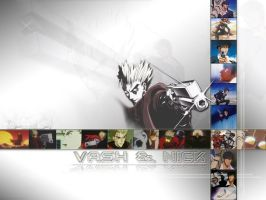 trigun by pheonix1