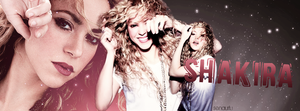 Shakira/Facebook Cover Photo by SenaUrlu