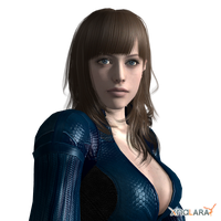 Claire Battlesuit Long hair mod by Kukla-Factory