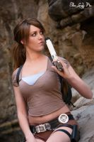 Lara Croft: Legend II by ellenlovely