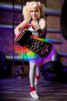 Lollipop Chainsaw cosplay Juliet Starling by Jane-Po