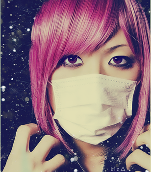 Tissue Hime photo edit by Angel-Jiyoung