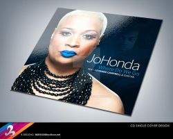 CD Single Cover Design by AnotherBcreation