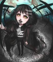 -death the kid-madness by kittysophie