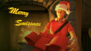 Present | TF2 Wallpaper by iSlimed
