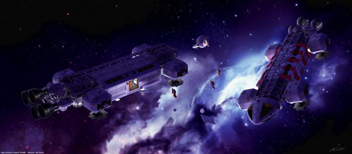 Space 1999: Space Rescue by Tenement01