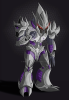 Megatron/Elite Crossover by Reb3llion