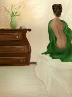 The Green Vase by equusly