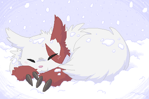 Snowgoose by Fellduck