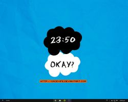 The Fault in Our Stars Screenshot. by kacevife