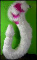 Huge Tail Commission by Radioactimals