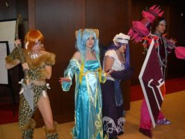 LoL Anime Iowa 2011 by vampiresselena
