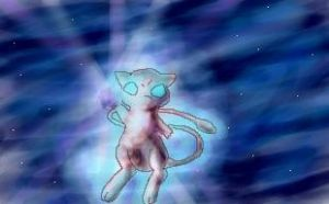 Mew by ShinySuicune
