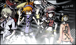 The World Ends With You by Dantevil