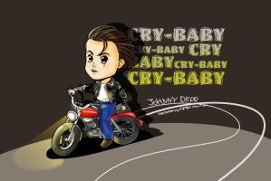 CRY-BABY by amoykid
