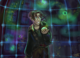 Jimbo Hawkins - Treasure planet by DreamyArtistRoxy3