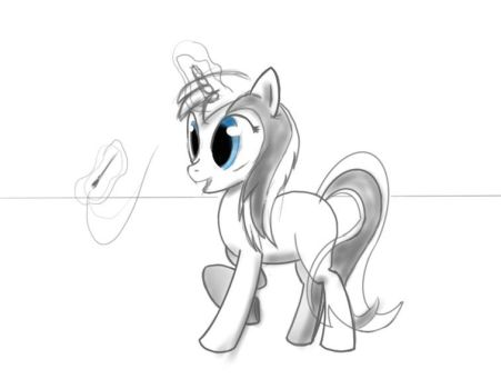 Equine Palette Quick Sketch 1 by andrewblood