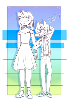 wedding by Bamboo134