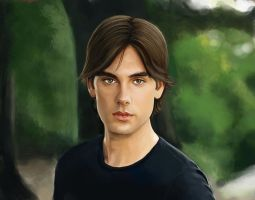 WIP - Drew Fuller by SilenceLucidity