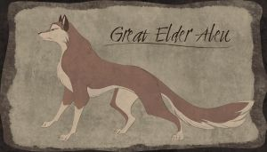 Great Elder Aleu by ThisCrispyKat