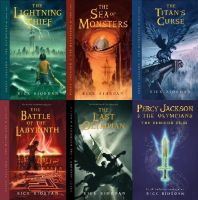 Percy Jackson Series by WolfDragonGod
