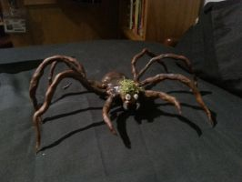 Giant Spider Puppet by LewisDaviesPictures
