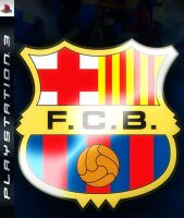 Barcelona PS3 Cover by 2GRK
