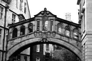 Hertford Bridge by vik1067