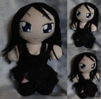 Art Trade Mini Plush Hecate by ThePlushieLady