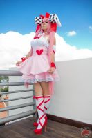 Rabi En Rose ~  skymeret by FanoRED