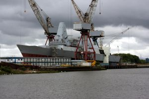 HMS Duncan by james147741
